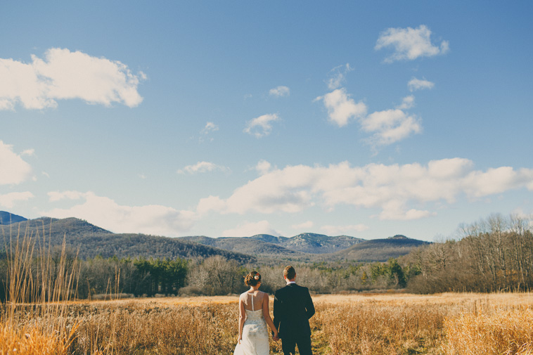 destination mountain elopement wedding