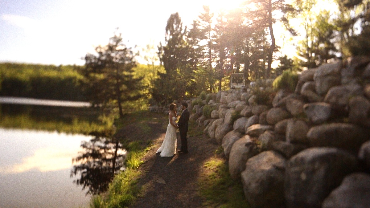 cedar lake estates wedding cinematographer