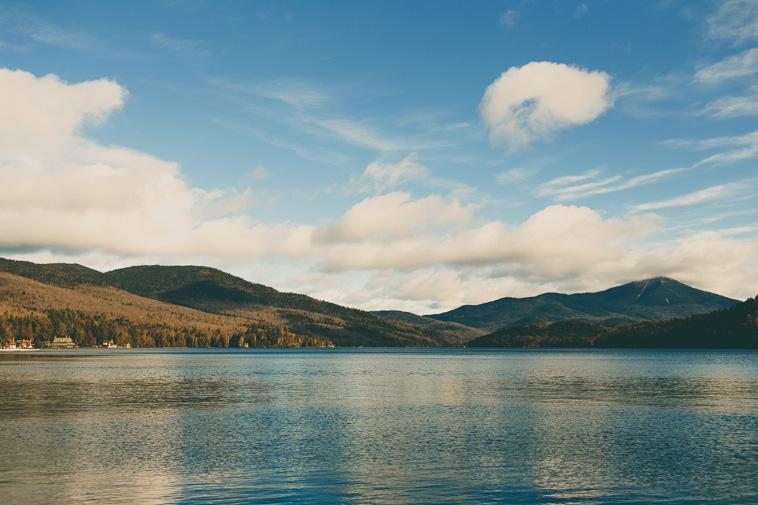 lake placid destination mountain wedding