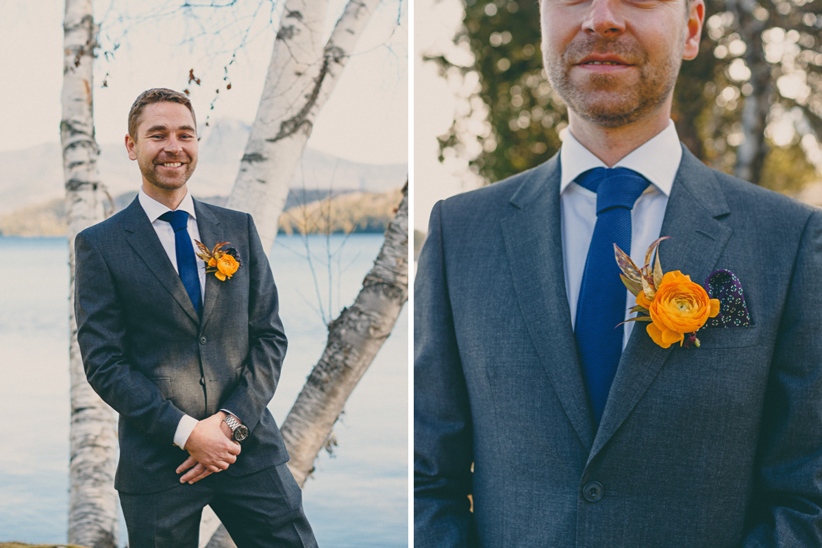 destination mountain wedding