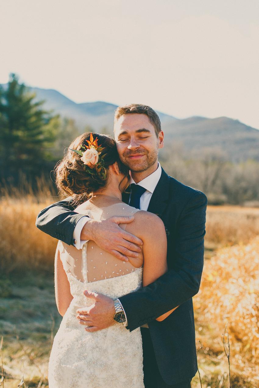 destination mountain wedding photos