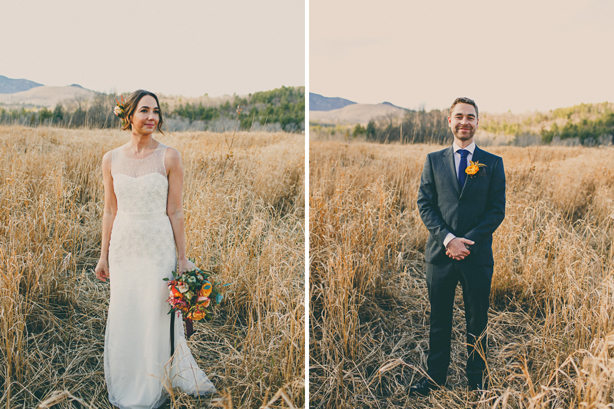 Romantic Mountainside Elopement At The Lake Placid Lodge