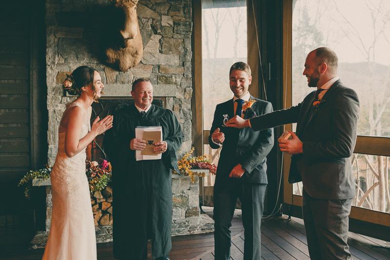 lake placid lodge wedding