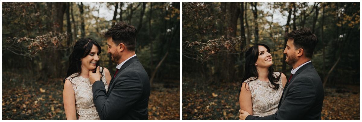 candid, natural fun wedding photos
