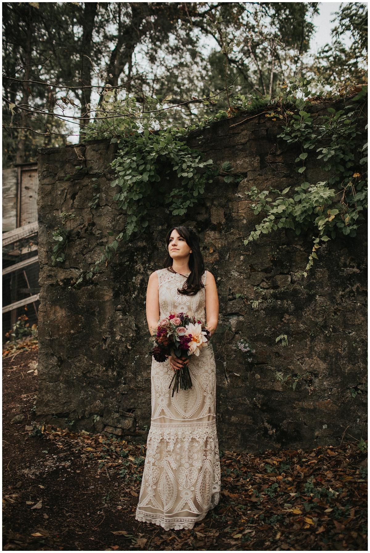bhldn bride, Roane Gown