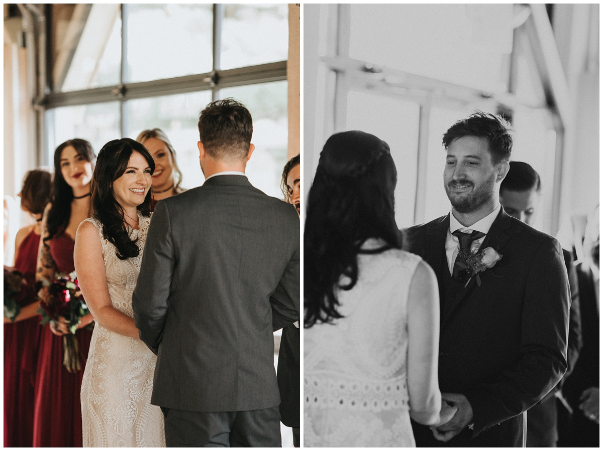 tender ceremony moments vows
