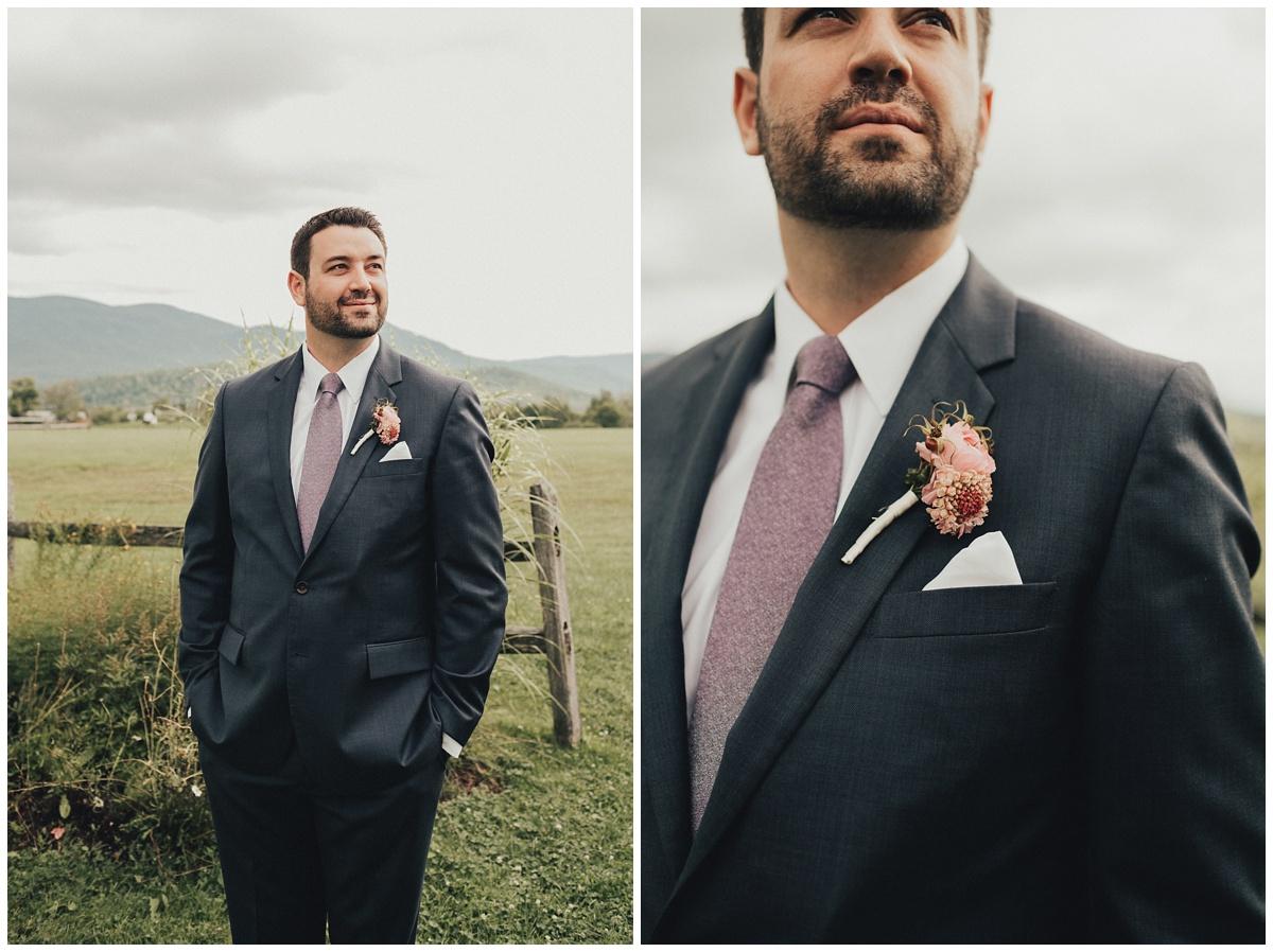 j.crew gray wedding groom suit
