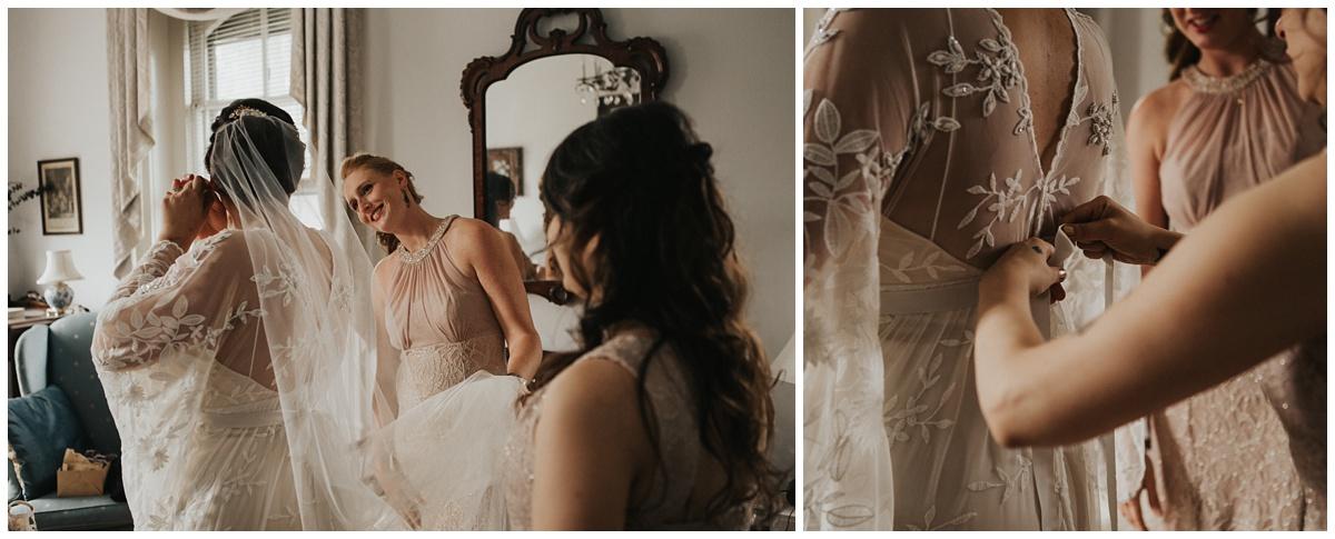 rue de seine dress boho bride