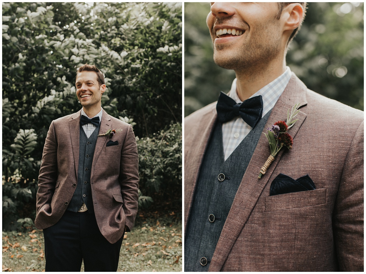 Philadelphia Wedding Photographer // Bartram's Garden Wedding