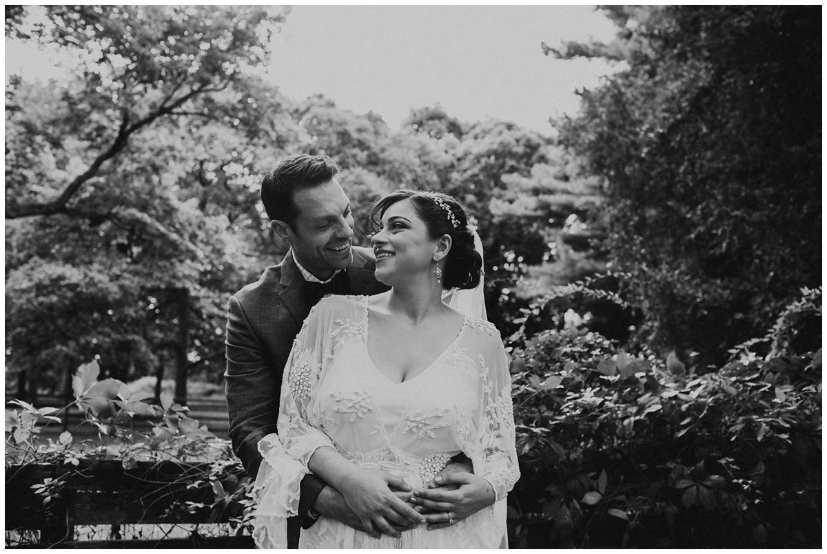 bohemian garden wedding portraits, philadelphia wedding photographer