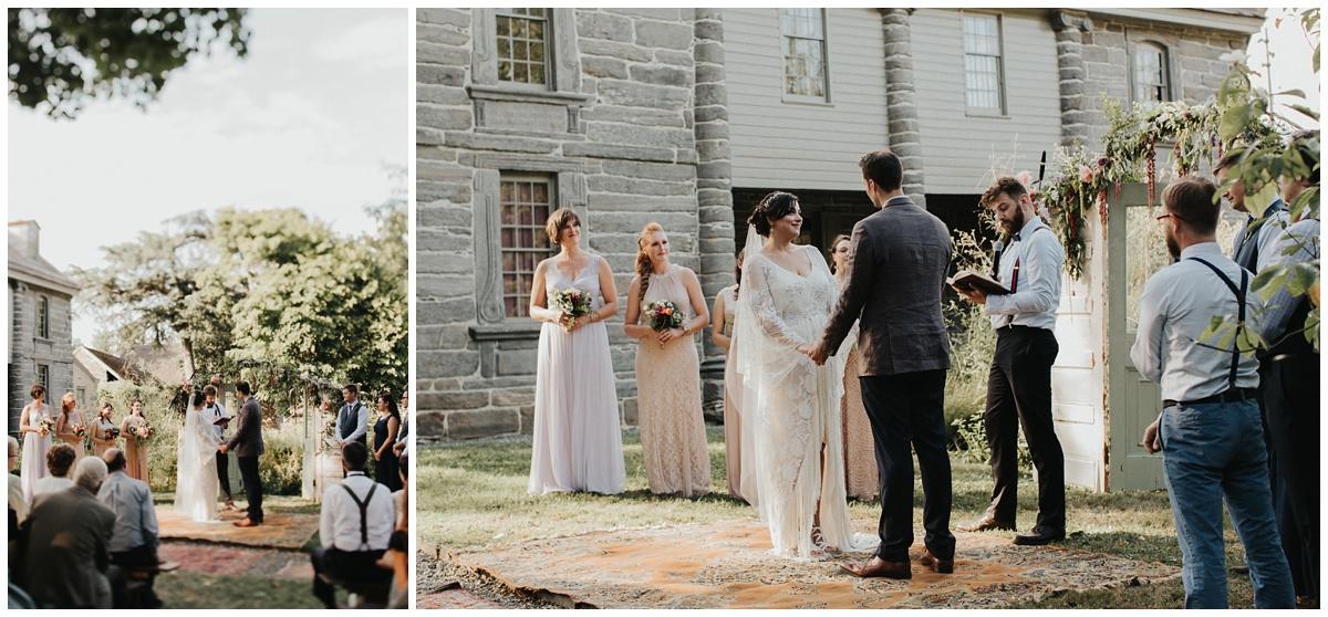 philadelphia outdoor wedding
